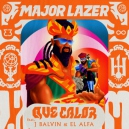 Major Lazer Ft J balvin El Alfa - Que calor (Dj Kenny Flow Club In-Remix)