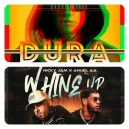 Daddy Yankee Ft. Nicky Jam & Anuell AA - Dura Vs. Whine Up - Dj Maicol Remix - Reggaeton Segway - 100BPM To 105BPM