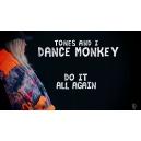 Tones And I - Dance Monkey - Victor Cuenca DJ Nitro - Bachata Project Remix - 115Bpm - ER