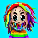 6IX9INE - GOOBA - INTRO - TRAP - 89BPM
