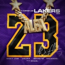 El Alfa Ft Varios Artistas - A Correr los Lakers (Remix) - Intro - 81BPM