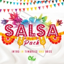 Super Pack Salsa Intro Timbales And Bass - DJ OLIX