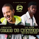Verde vs Montero (Call Me by Your Name) - J.Balvin x Lil Nas (DJ CHAMA MASH UP)