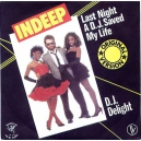 Last Night a D.J. Saved My Life - Indeep - Intro Acapella - DjBuba 110 Bpm ER
